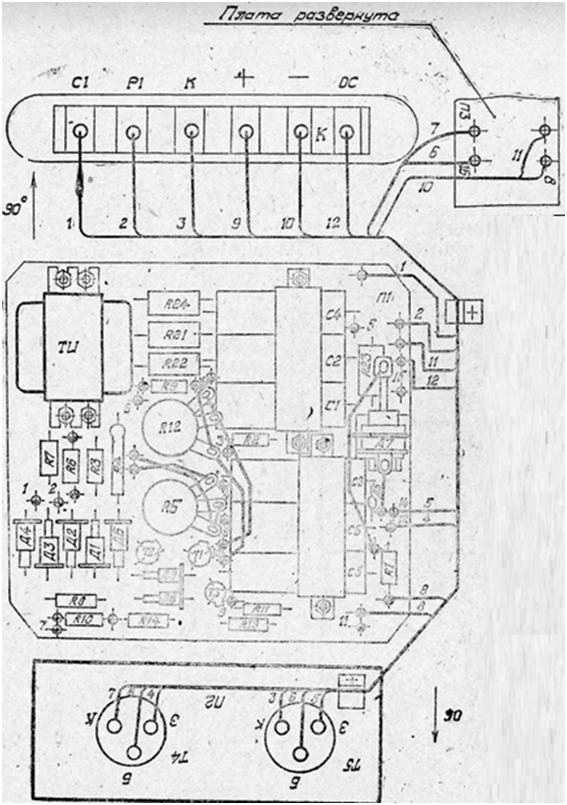 Корректор напряжения кн-3 инструкция
